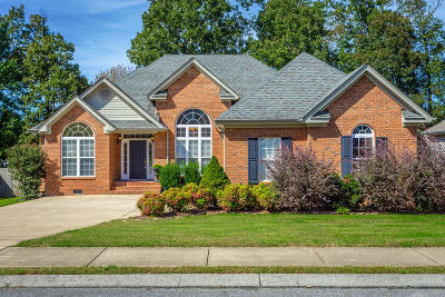Chattanooga Single Family Home For Sale: 8355 Lady Slipper Rd