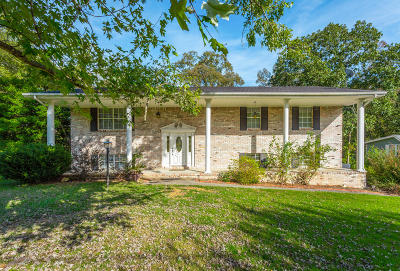 Ringgold Single Family Home For Sale: 155 Battlefield Dr