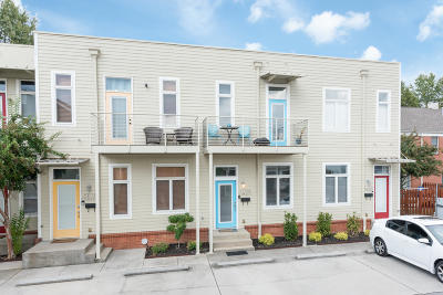 Chattanooga Condo For Sale: 1706 Cowart St