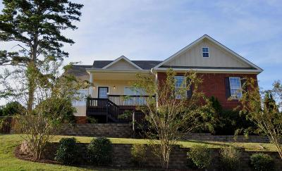 Ooltewah Single Family Home For Sale: 5795 Caney Ridge Cir