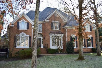 Signal Mountain Single Family Home For Sale: 67 Cool Springs Rd