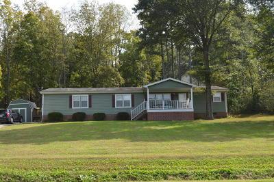 Cleveland Single Family Home Contingent: 5365 SW Blue Springs Rd
