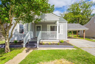 Chattanooga Single Family Home For Sale: 4607 Montview Dr