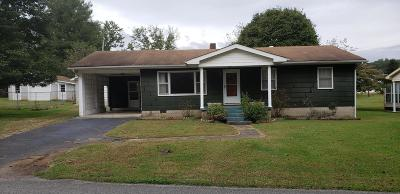 Pikeville Single Family Home For Sale: 185 Wheelertown Ave