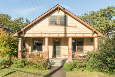 Chattanooga Single Family Home For Sale: 701 Forest Ave