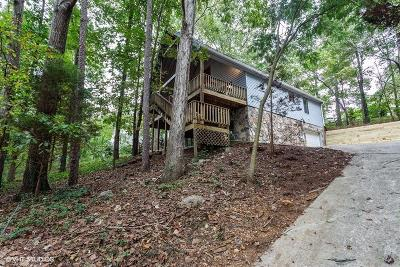 Ringgold Single Family Home For Sale: 540 Akins Rd