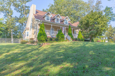 Soddy Daisy Single Family Home For Sale: 2124 Clift Eldridge Rd