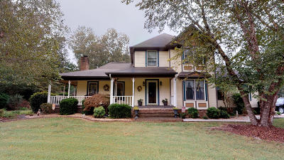 Hickory Hills Single Family Home For Sale: 441 Hickory Hills Dr