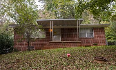 Hixson Single Family Home For Sale: 7719 Selcer Rd