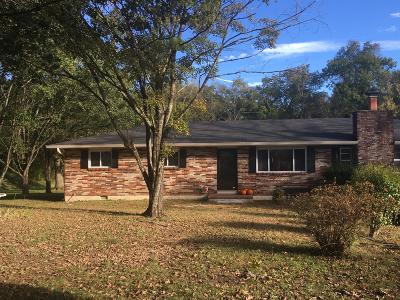 Chattanooga Single Family Home For Sale: 2746 Silverdale Rd