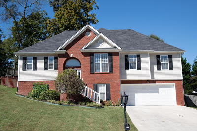 Ooltewah Single Family Home For Sale: 7880 Stillwater Cir