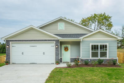 Chattanooga Single Family Home For Sale: 806 O'grady Dr