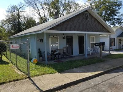 Chattanooga Multi Family Home For Sale: 2116 Citico Ave