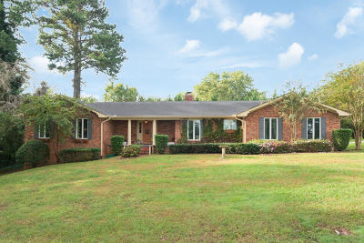 Chattanooga Single Family Home For Sale: 1700 Skyline Dr