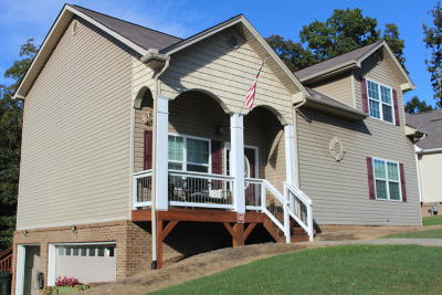 Ooltewah Single Family Home For Sale: 7507 Pfizer Dr