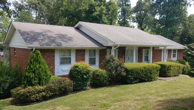 Chattanooga Single Family Home For Sale: 4294 Highwood Dr