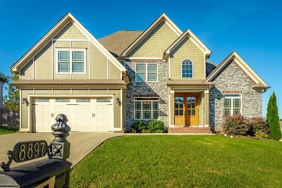 Ooltewah Single Family Home For Sale: 8897 McKenzie Farm Dr