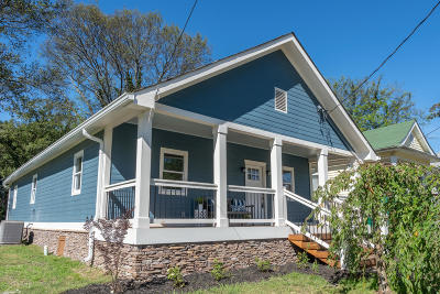 Chattanooga Single Family Home For Sale: 617 Spears Ave