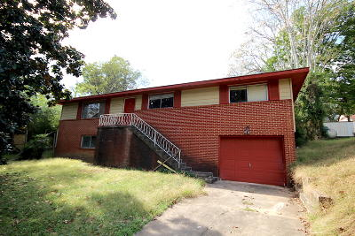 Chattanooga Single Family Home For Sale: 3619 Saluda St