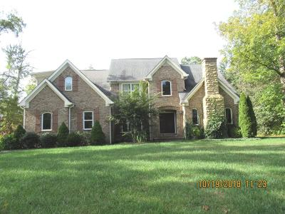 Signal Mountain Single Family Home Contingent: 4811 Signal Forest Dr
