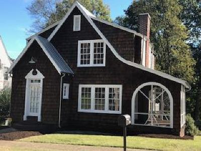 Chattanooga Single Family Home For Sale: 4122 Alabama Ave