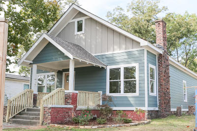Chattanooga Single Family Home For Sale: 901 S Highland Park Ave