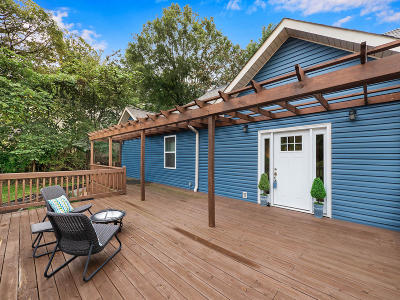 Chattanooga Single Family Home For Sale: 700 N Market St