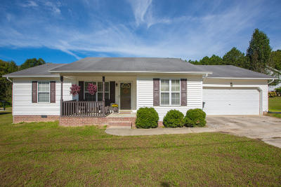 Ringgold Single Family Home For Sale: 201 Timberland Tr