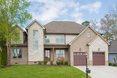 Chattanooga Single Family Home For Sale: 9603 Pecan Springs Cir