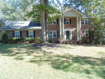 Hixson Single Family Home For Sale: 1631 Starboard Dr