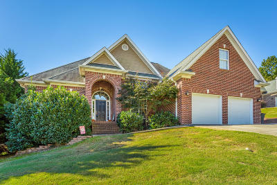Soddy Daisy Single Family Home For Sale: 10311 Rophe Dr