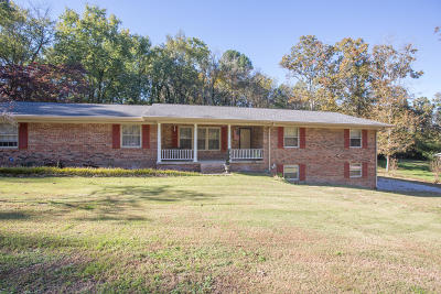 Chattanooga Single Family Home Contingent: 9405 Fuller Rd