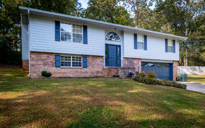 Hixson Single Family Home Contingent: 603 Northbrook Dr