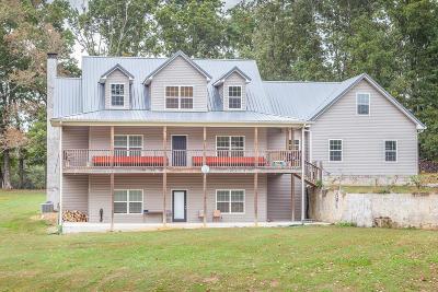 Trenton Single Family Home For Sale: 10128 N Ga 301 Hwy