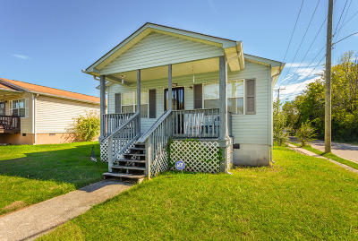 Chattanooga Single Family Home For Sale: 2800 Dodson Ave