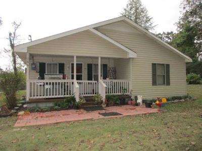 Single Family Home Contingent: 166 Henry Mize Rd