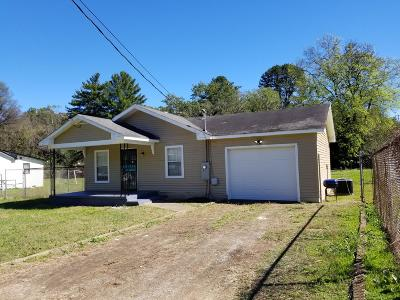 Chattanooga TN Single Family Home For Sale: $94,900