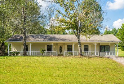Collegedale Single Family Home Contingent: 5567 Tallant Rd