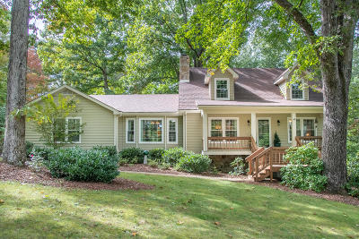 Signal Mountain Single Family Home Contingent: 703 Windy Way