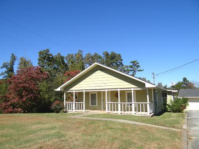 Ringgold Single Family Home For Sale: 138 Poplar Springs Rd
