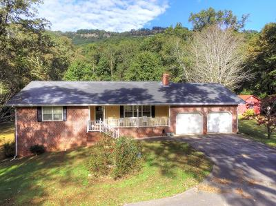 Chattanooga Single Family Home Contingent: 1041 Reads Lake Rd
