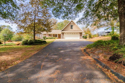 Ringgold Single Family Home Contingent: 227 Kenny Ln