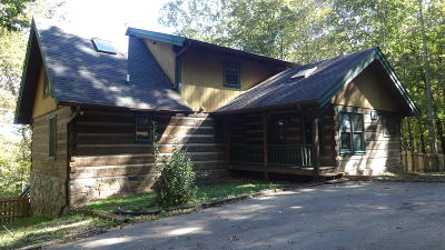 Signal Mountain Single Family Home Contingent: 2318 Little Bend Rd