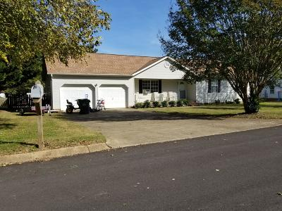 Soddy Daisy Single Family Home For Sale: 10206 Bear Trail Dr