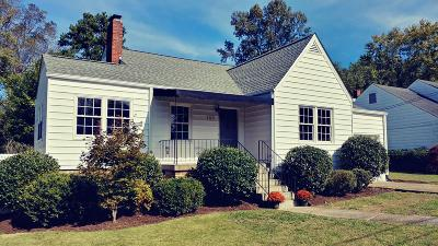 Chattanooga Single Family Home Contingent: 105 Forsythe St