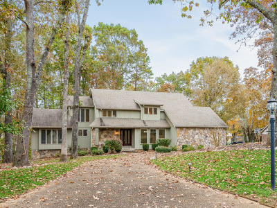 Chattanooga Single Family Home For Sale: 9417 Misty Mountain Tr
