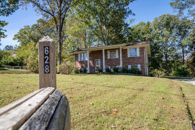 Ringgold Single Family Home For Sale: 628 Stapp Dr