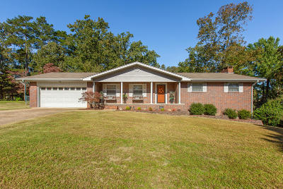 Chattanooga Single Family Home For Sale: 3914 S Mission Oaks Dr