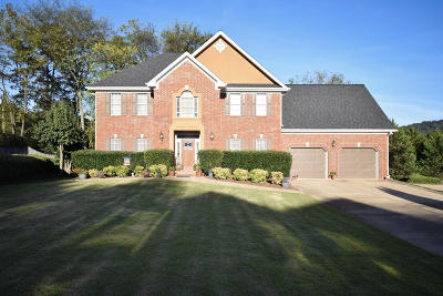 Ooltewah Single Family Home For Sale: 9461 Lazy Circles Dr