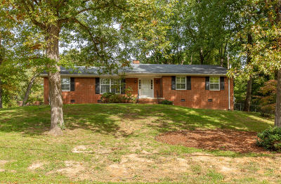 Signal Mountain Single Family Home For Sale: 1101 Woodbine Way